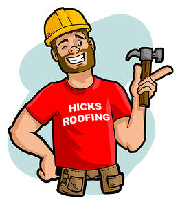 Hicks roofing