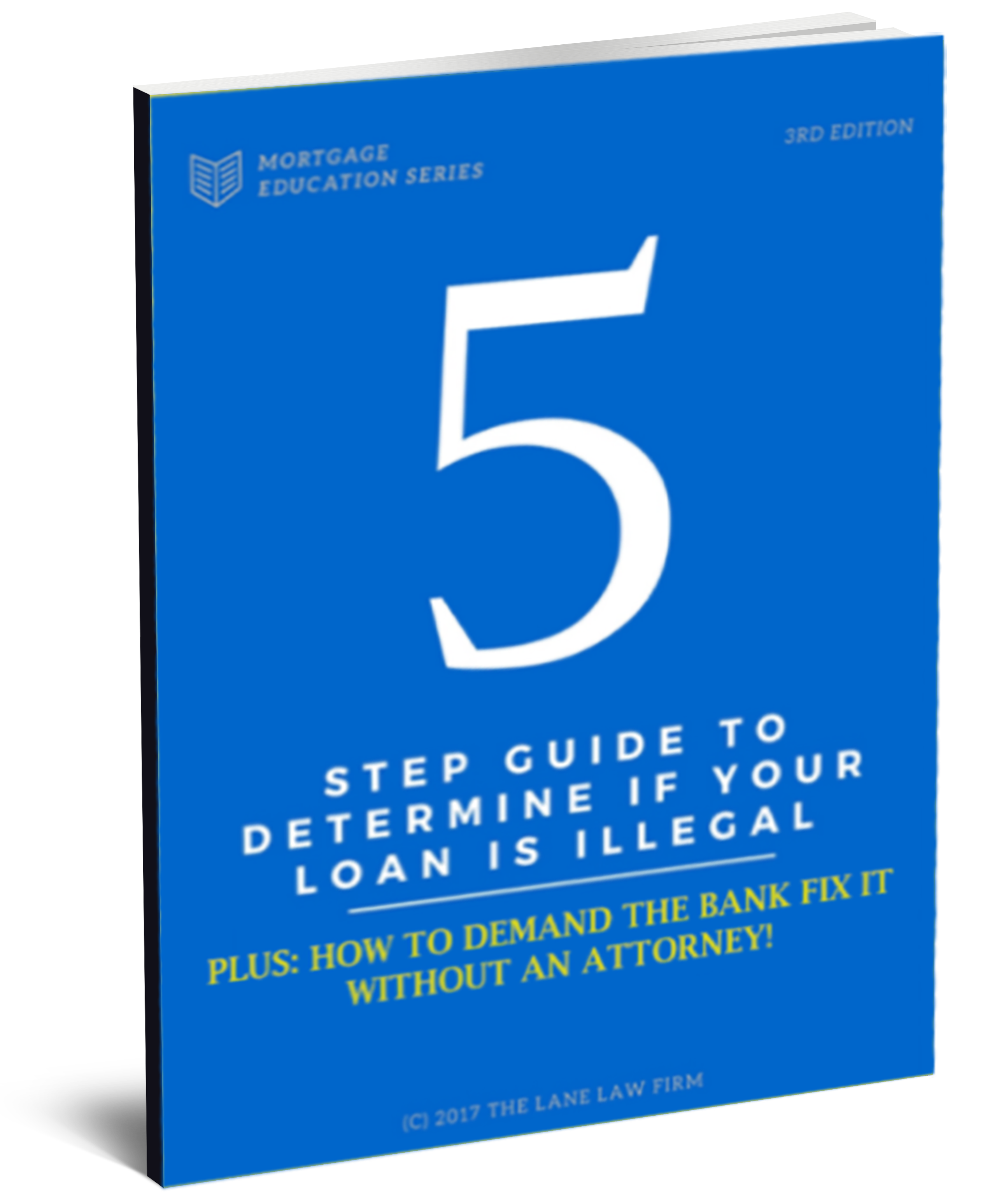 5 Step Guide to Determine if your Loan is Illegal