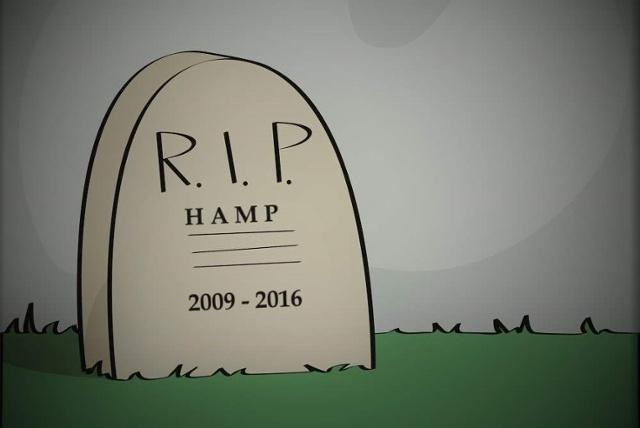 RIP HAMP