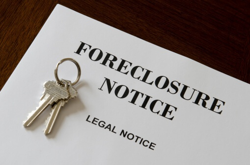 Foreclosure Process in Texas